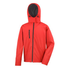 giacca in tessuto tecnico