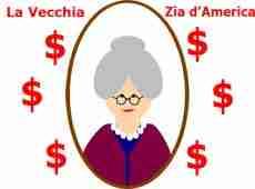Read more about the article È tornata la vecchia Zia dall' America