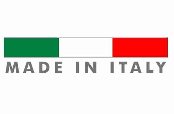 logo bandiera italia made in italy