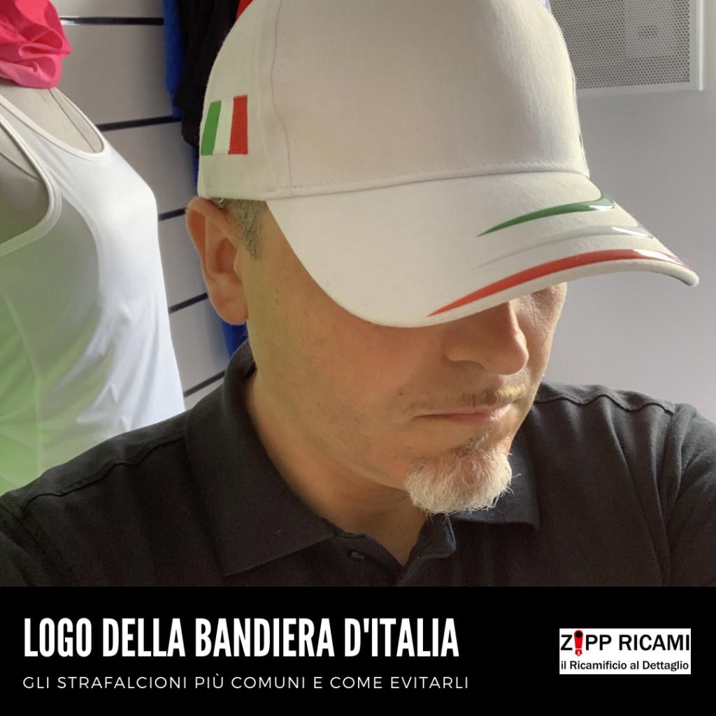 logo bandiera d'Italia