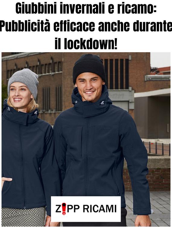 Read more about the article Come fare marketing durante il lockdown: i giubbini personalizzati!
