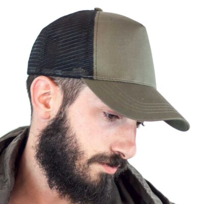 Cappello Baseball Rapper con Retino