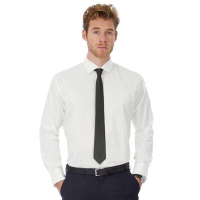 Black Tie Uomo Manica Lunga