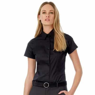 camicia elasticizzata donna